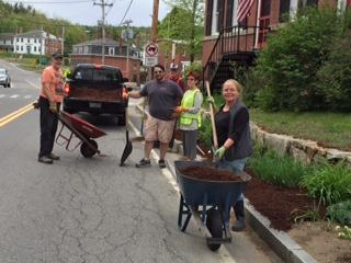Mainstreet cleanup
